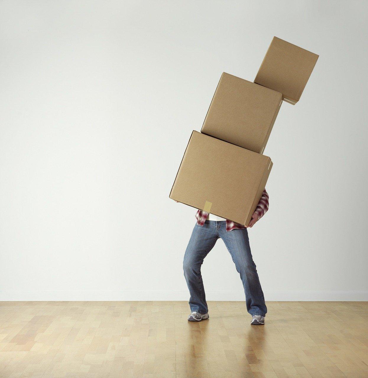 Pourquoi faire appel à une entreprise en cas de déménagement.
